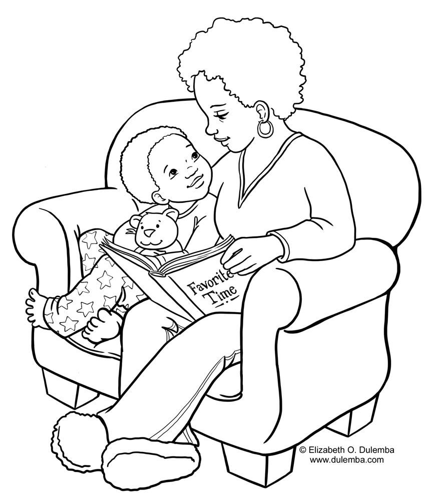 disegni-mamma-da-colorare