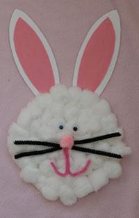 lavoretti-pasqua-coniglietti-piatto-cotone