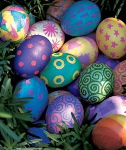 Pasqua uova decorate disegni bambini - Uova di pasqua decorate per bambini ...