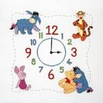 punto-croce-disney-orologio