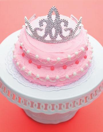 Simple Princess Cake Design : Feste di compleanno principesse: le torte - Blogmamma.it ...