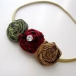 creazioni-fai-da-te-utilizzare-fiori-cerchietto-elastico