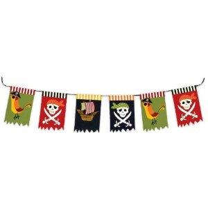 Feste compleanno pirati decorazioni for Decorazioni feste