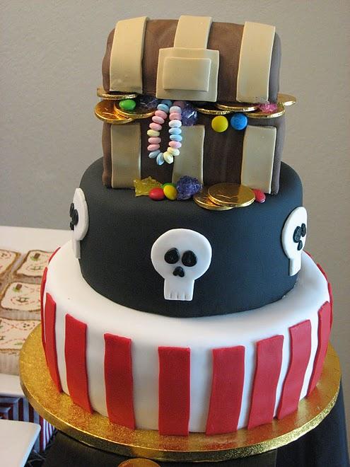 feste-compleanno-torta-pirati-scrigno