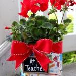 regali-maestre-fai-da-te-porta-fiori-lavagnetta