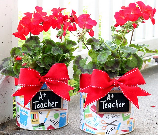 Top Fine anno scolastico: regali per le maestre fai da te - Blogmamma  PB55