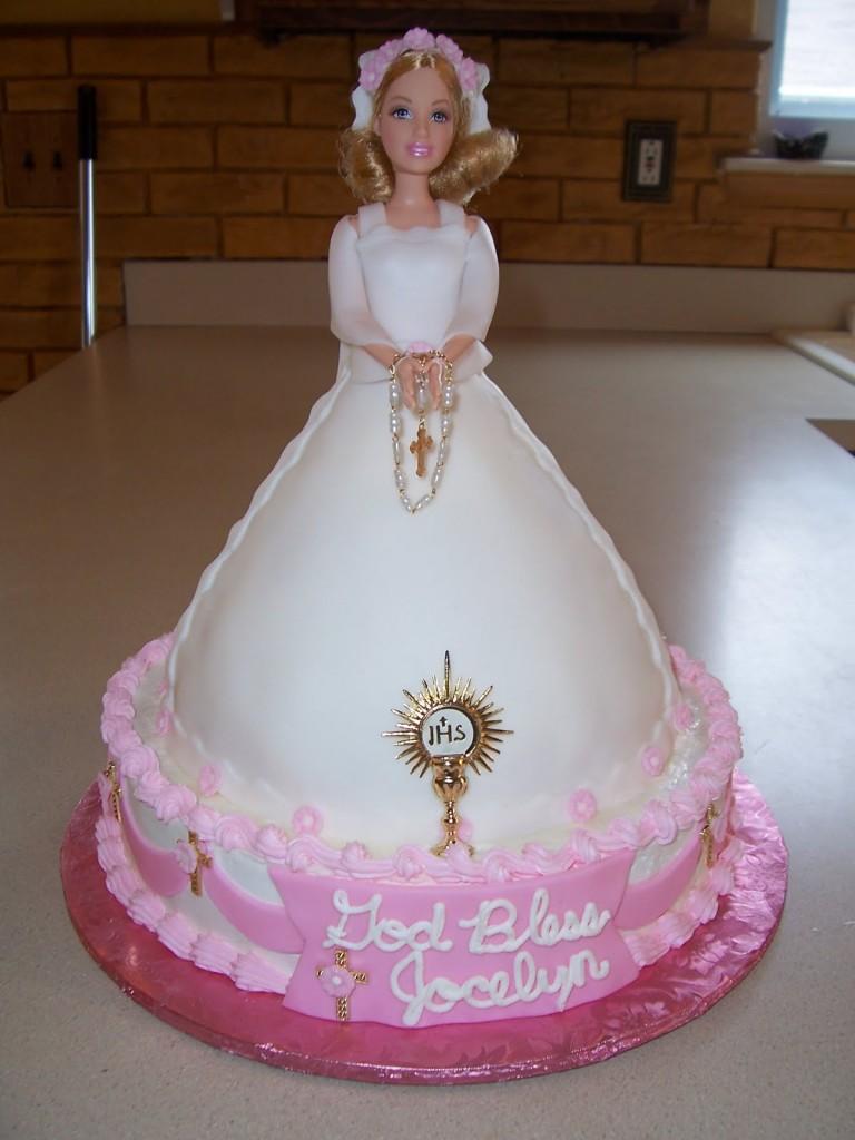 torte-prima-comunione-barbie