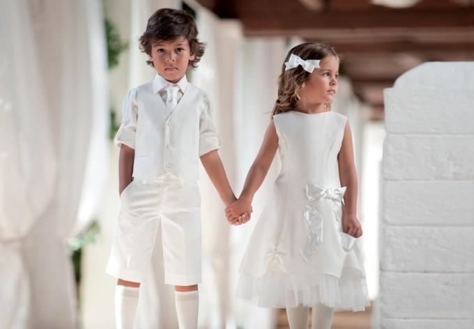 Matrimonio In Bianco : Damigelle matrimonio bianco blogmamma.it