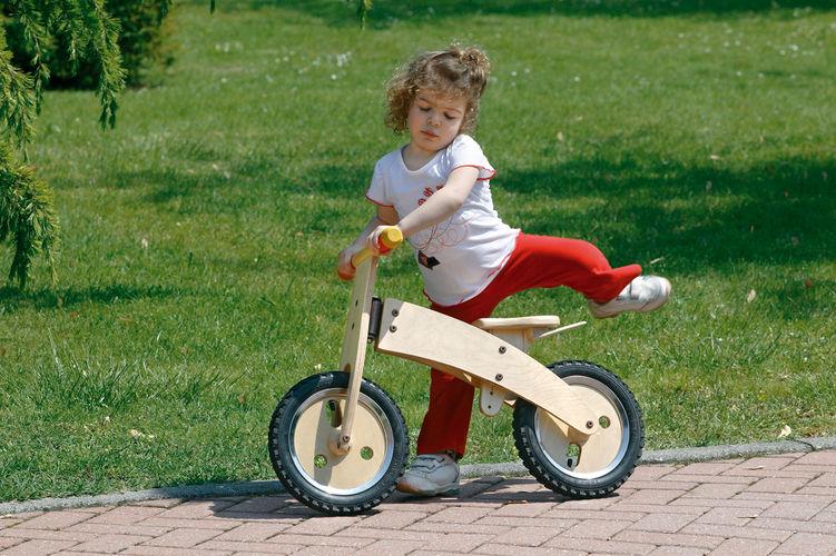 Regali per i bambini le biciclette senza pedali for Regali bambino 8 anni