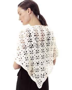 come comprare stile di moda del 2019 offerta speciale Uncinetto: uno scialle per l'estate - Blogmamma.it