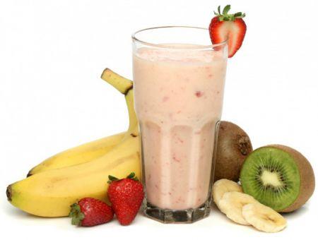 Merende facili per bambini_frullati di frutta