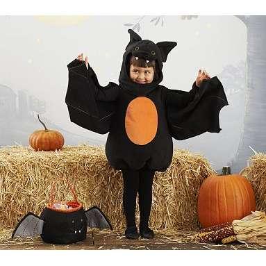 Halloween i costumi da pipistrello fai da te for Zucca di halloween fai da te