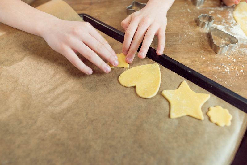 biscotti da fare con i bambini ricetta facile