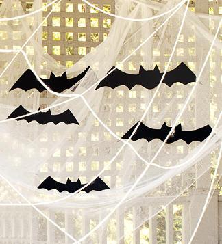 Halloween decorazioni ragnatela for Decorazioni halloween casa
