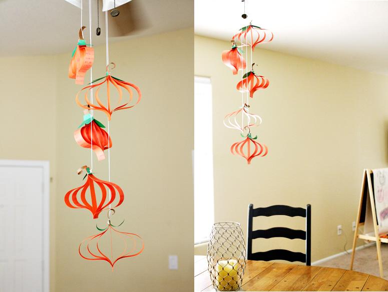 Le decorazioni di halloween fai da te per la casa for Decorazioni halloween finestra