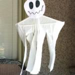 halloween-lavoretti-fantasma-appeso