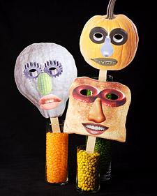 halloween-maschera-collage