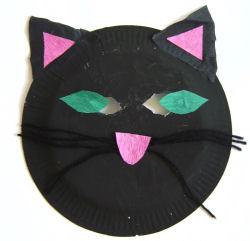 halloween-maschera-gatto