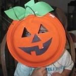 halloween-maschera-zucca-piatto