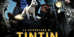 Nuovo film di animazione: Le avventure di Tin Tin – Il segreto dell'unicorno