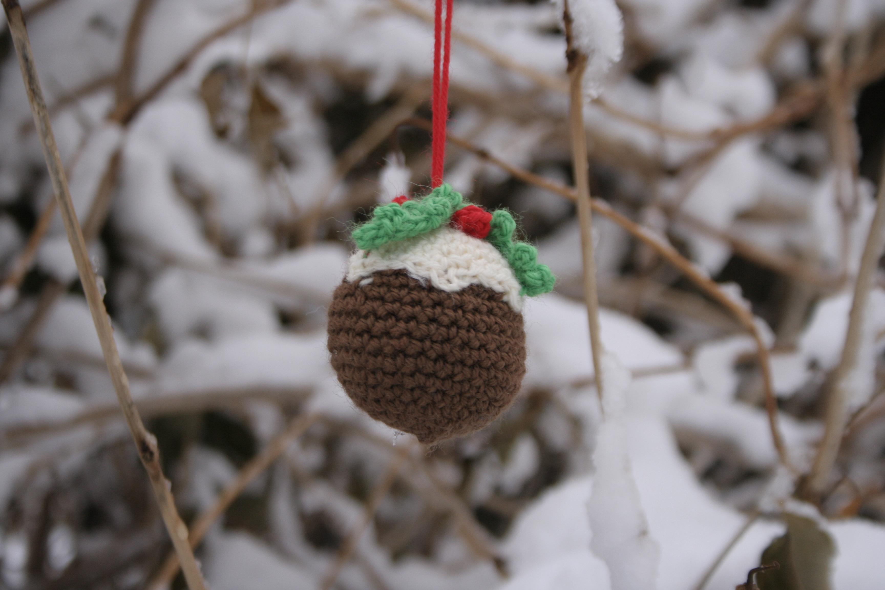 Decorazioni di natale all 39 uncinetto qualche idea for Addobbi natalizi all uncinetto