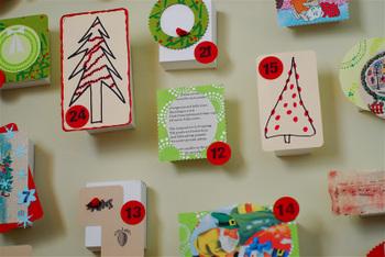 Il calendario dell'avvento ... di Natale