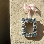 natale-addobbi-carta-riciclata-rose