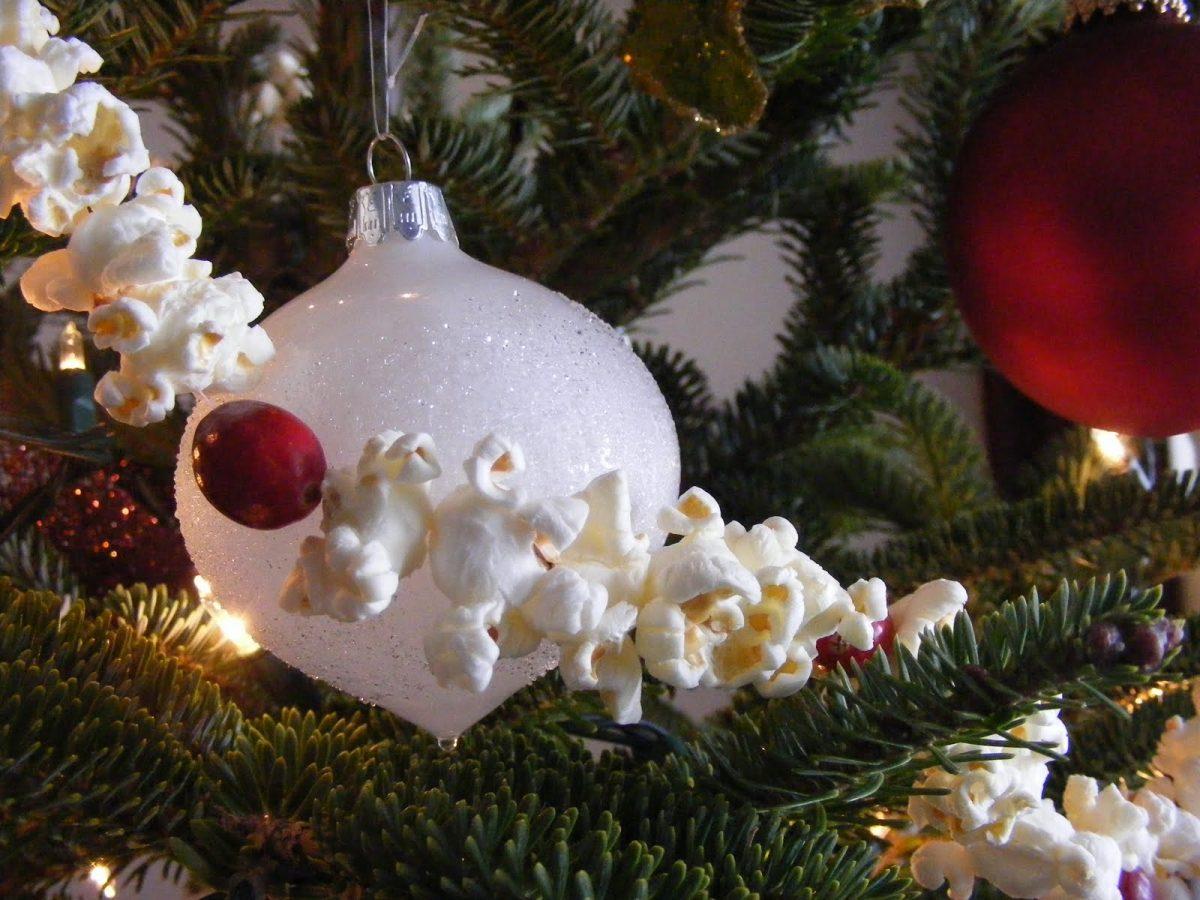 Immagini Di Ghirlande Di Natale.Natale E Addobbi Le Ghirlande Di Pop Corn Blogmamma It