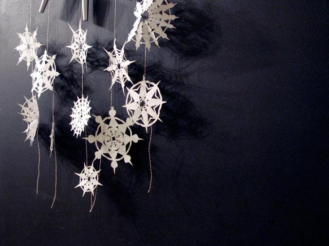 Lavoretti fiocchi finestre natale - Addobbi natalizi per le finestre ...