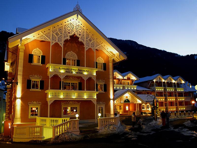 grand hotel e spa cavallino bianco