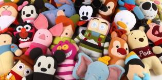 Ridurre la mole di giocattoli in 10 mosse