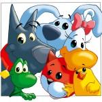 maschera-cuccioli-cartoon