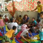 testimonianze di bambini adottati a distanza