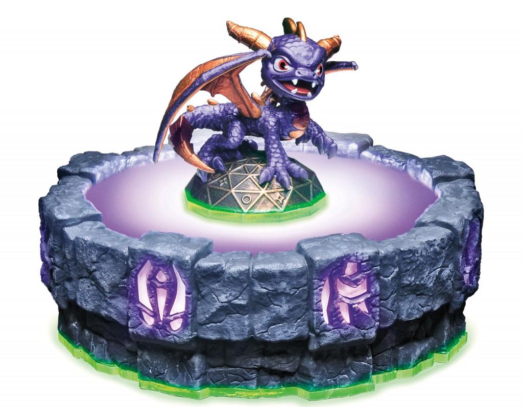 videogioco Skylander Spyros's Adventure