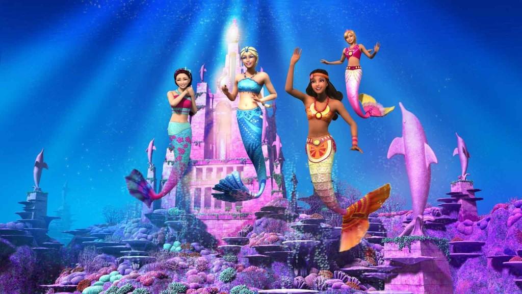 barbie-oceano