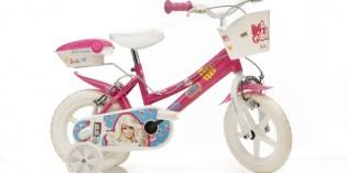 Regali per bambini: le biciclette di Barbie e Hot-Wheels
