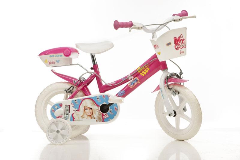 bicicletta Barbie bambina