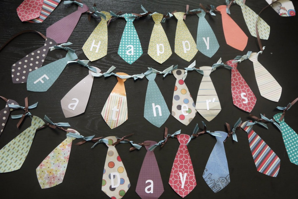 decorazioni-festa-papa-cravatte