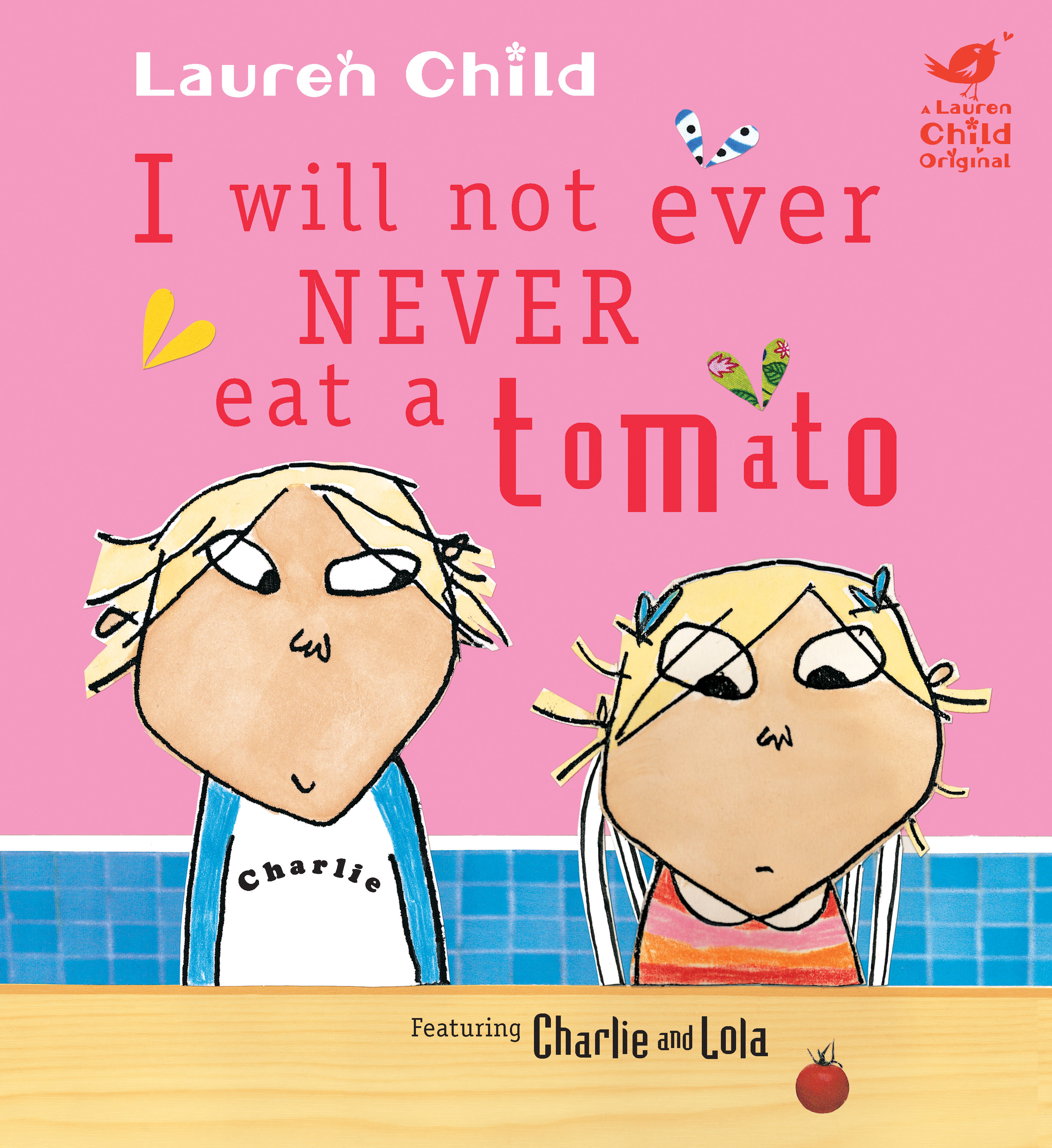libro di Lauren Child creatrice di Charlie and Lola