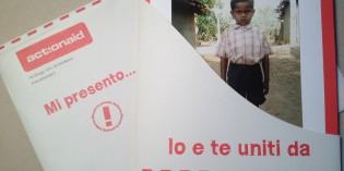 Così distanti, così vicini, con ActionAid