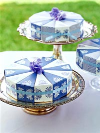 torta di bomboniere