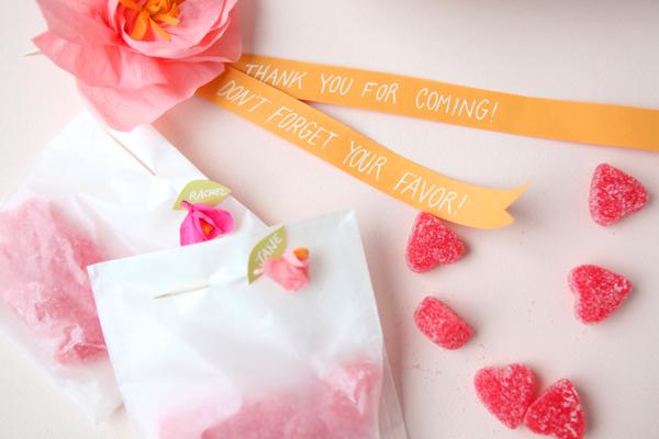 sacchetto con roselline