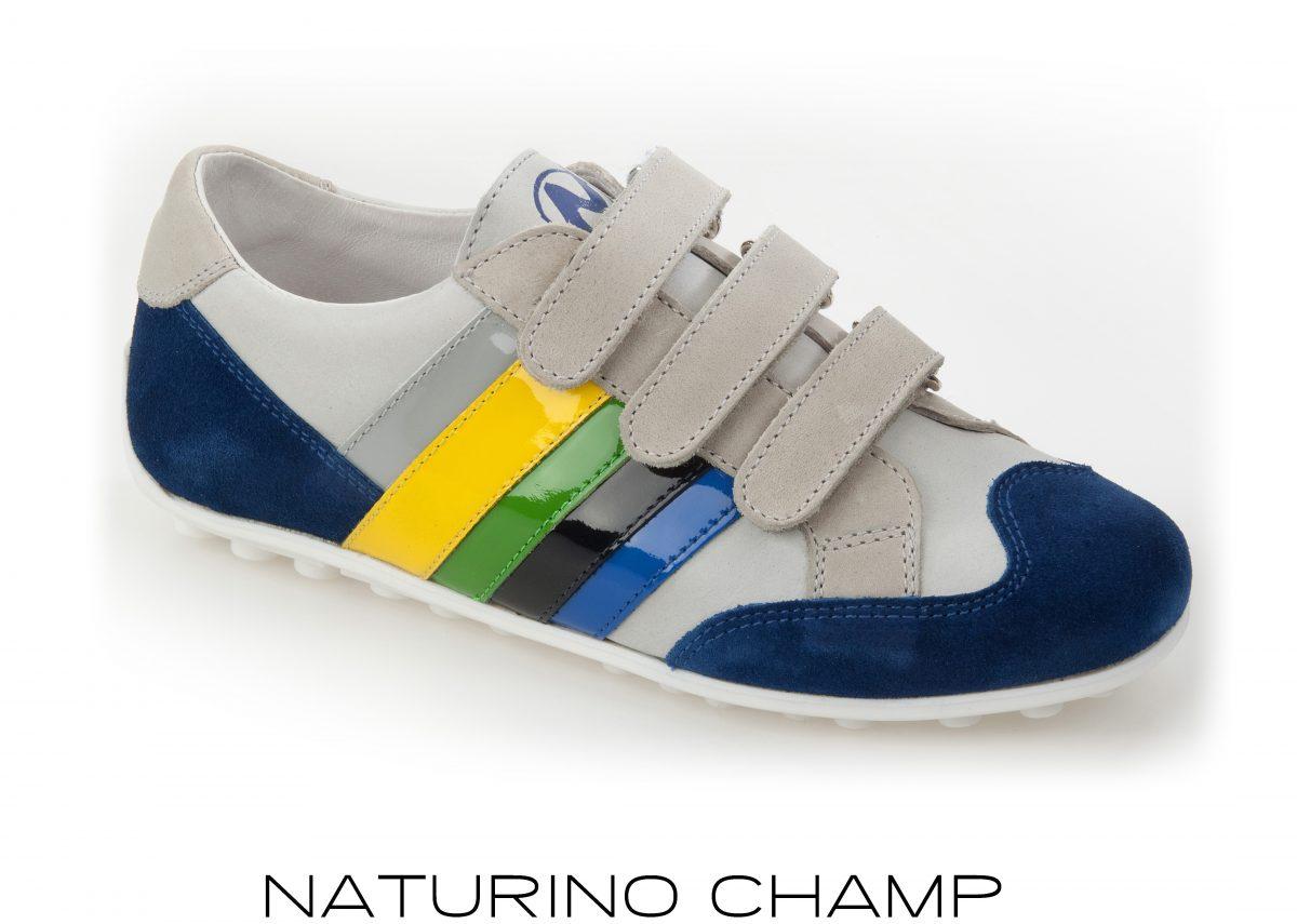 sneaker naturino champ