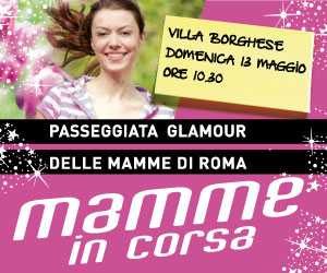 mamme in corsa