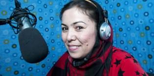 Mobina, radio donna Afghanistan