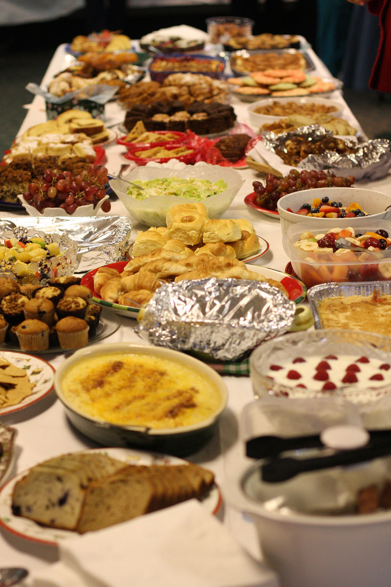 Amato Ricette per il buffet di Prima Comunione e altre cerimonie: gli  JL52
