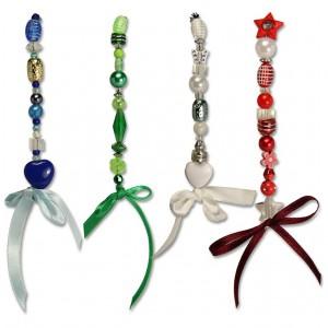 segnalibri con perline
