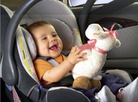 viaggiare con neonato