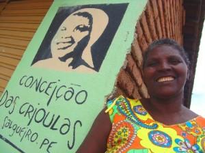 Conceiçao das crioulas, donna