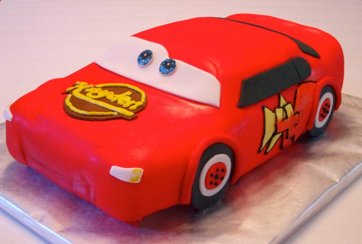 torta decorata cars